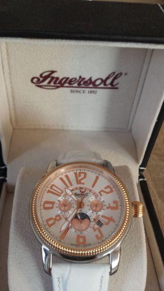 Hochwertige Ingersoll Automatik Damen Armbanduhr Modell Sumter Bild