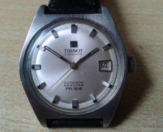 Tissot Visodate Automatic Seastar Pr 516 - 21 Jewels Bild