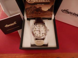 Ingersoll Herren Armbanduhr Kuba In 4702 Sl Bild