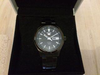 Seiko 5 Sports Srp267k1 Armbanduhr Für Herren Bild