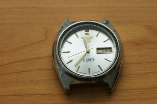 Seiko 5 Automatic 7009 - 5350 Vintage Uhr Day/date Bild