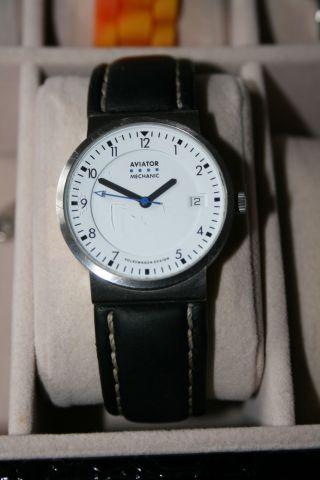 Armbanduhr Automatic Gwc Volkswagen Design Bild
