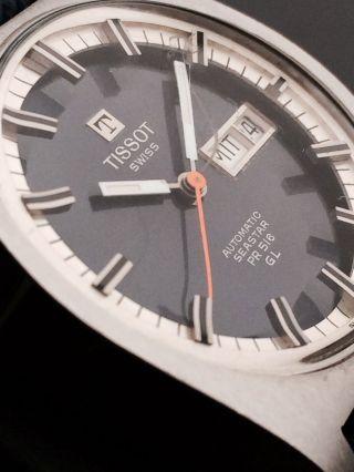 Tissot Automatic Seastar Pr 516 Gl - 21 Jewels Bild