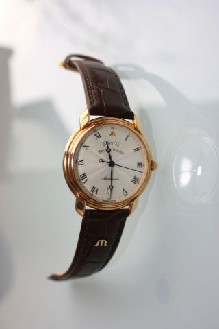 Maurice Lacroix - Pontos - Day - Date Automatik Uhr - 09329 - Top - Bild
