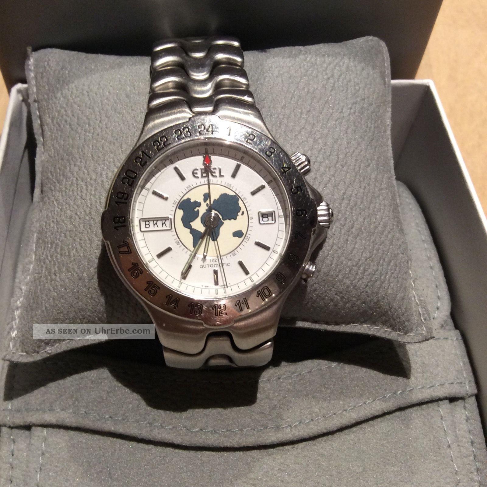 Ebel Sportwave Meridian Armbanduhren Bild