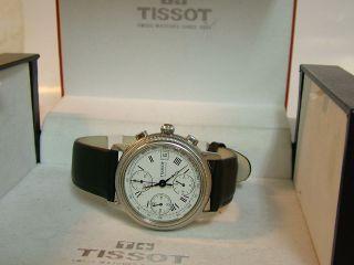 Tissot Chronograph Bild