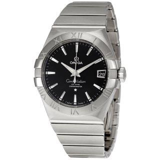 Herren Uhr Koaxial 38mm Omega 123.  10.  38.  21.  01.  001 Constellation Neu/ovp Bild
