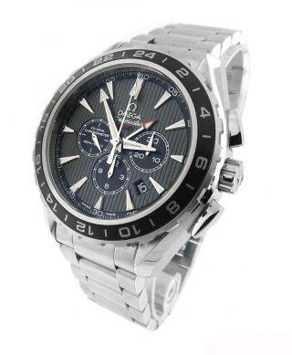 Herren Armbanduhr Omega 231.  10.  44.  52.  06.  001 Seamaster Aqua Terra Gmt - Bild