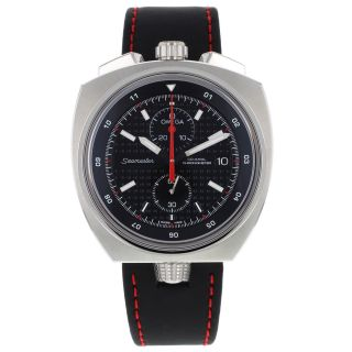 Omega Seamaster Bullhead Co - Axial Chronograph 225.  12.  43.  50.  01.  001 Herrenuhr Bild