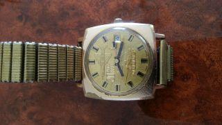 Glashütte Herren - Armbanduhr,  20 Jahre Nva,  Vintage 1971 - 1983,  Automatisch,  Datum Bild