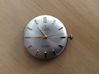 Stowa Automatik Uhrwerk 60er Jahre Bild