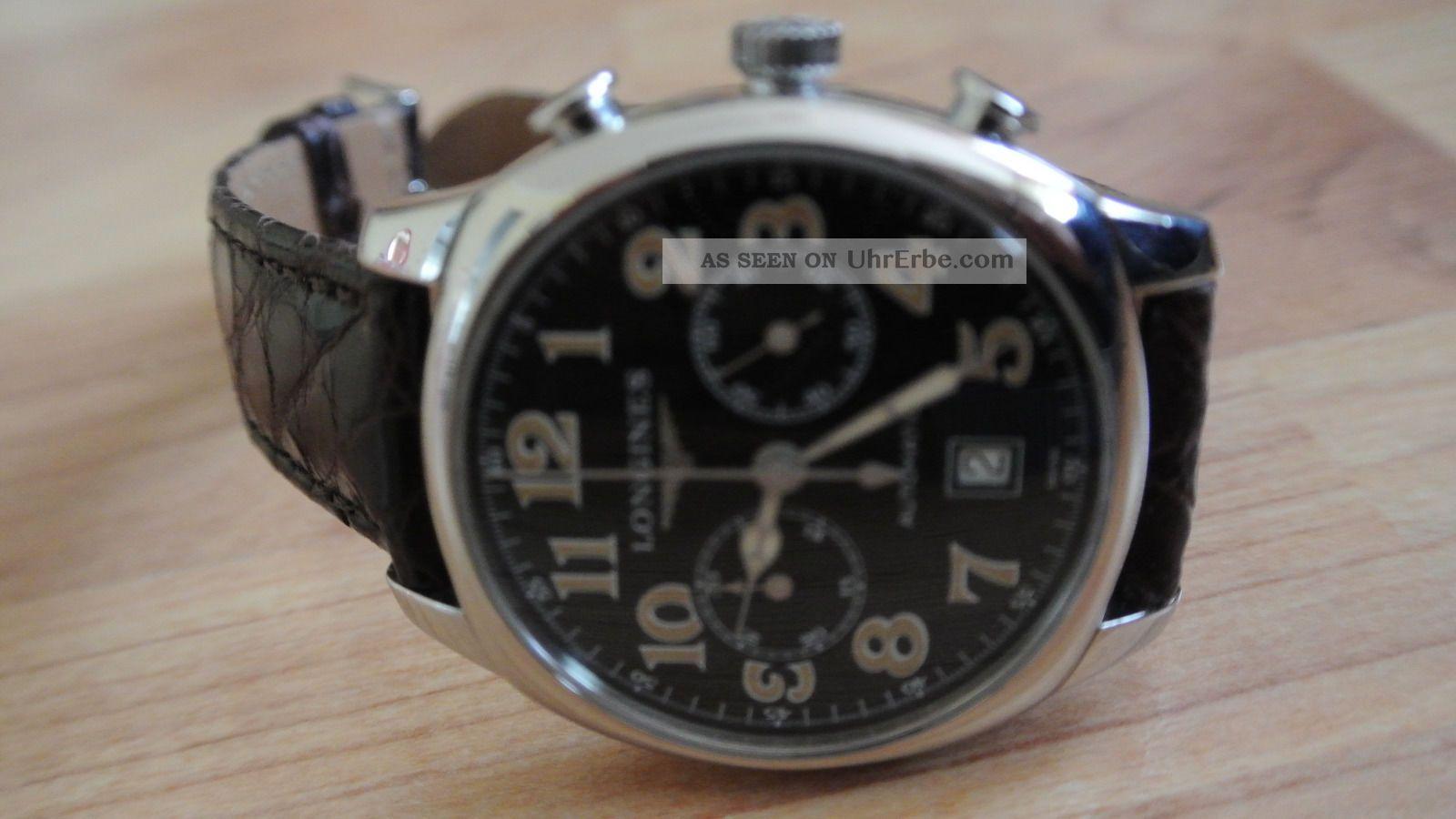 Longines Spirit Chronograph Armbanduhren Bild