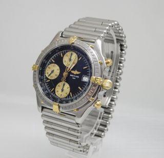 Breitling Chronomat Windrider Stahl /gold Bild