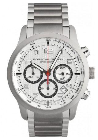Herren Armbanduhr Porsche Design Armaturenbrett Chrono 6612.  11.  14.  0247 Bild