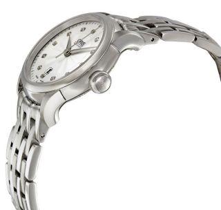 Oris Artelier Armbanduhr Datum Automatisch Silber Zifferblatt 561 - 7604 - 4041 Bild