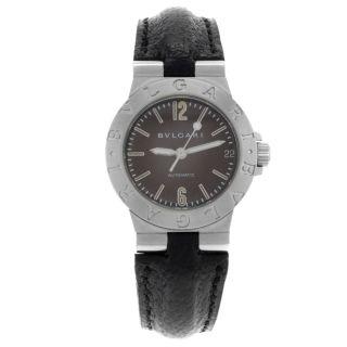 Armbanduhr Damen Bvlgari Diagono Lcv 29 S Automatik Edelstahl Bild