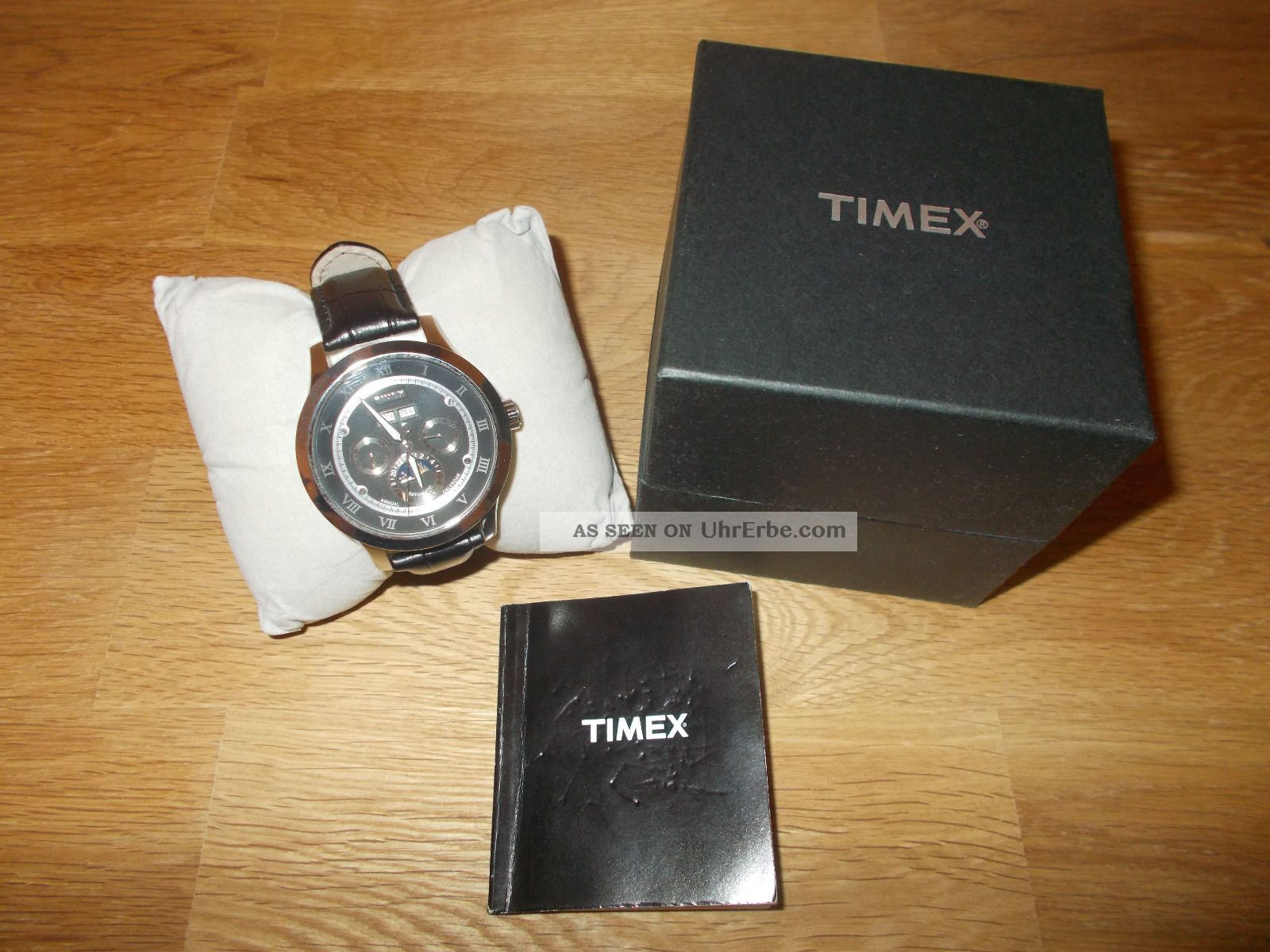 Timex Automatik Uhr Armbanduhren Bild