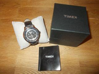 Timex Automatik Uhr Bild