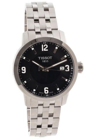 Tissot T0554101105700 Prc 200 Sport Herren Edelstahl Armbanduhr - Ovp Bild