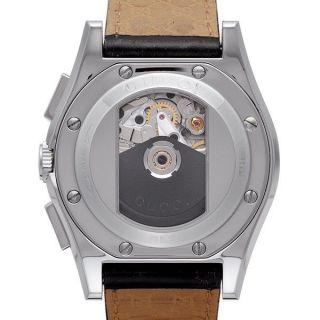 Gucci Pantheon Automatic Chronograph White Ya 115233 Bild