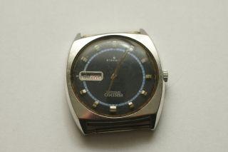 Seiko Automatic 6309 - 8080 Vintage Herrenuhr Day/date Bild