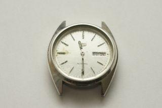 Seiko 5 Automatic 7009 - 3040 Vintage Herrenuhr Day/date Bild