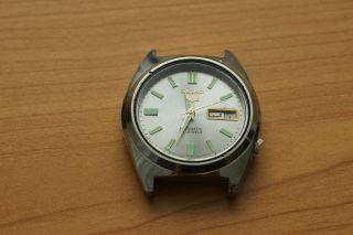 Seiko 5 Automatic 7009 - 3070 Vintage Uhr Day/date Bild