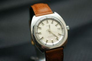 Osco Automatik Herren Armbanduhr Bild