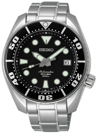 Seiko Uhr Prospex Automatik Taucheruhr Sbdc001 Bild