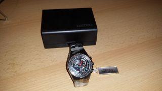 Seiko Arctura Kinetik Chrono Snl003p1 Armbanduhr Für Herren Bild