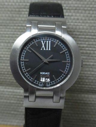 Versace Madison Big Date Automatik - Uhr (eta) - 42mm - Unisex Bild