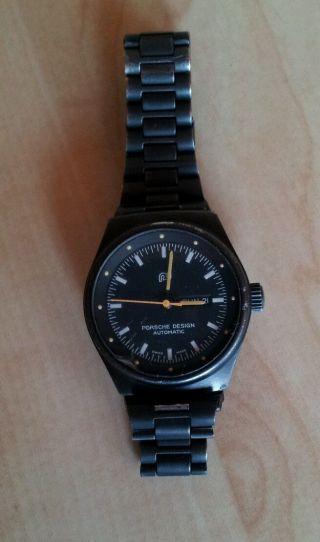 Porsche Design Armbanduhr Medium / Damen 70er /80er Jahre Bild