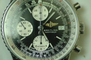 Breitling Navytimer Schöner Bild