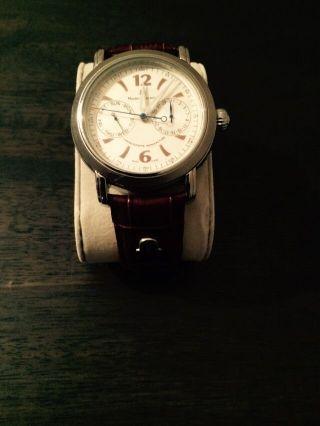 Exclusive Maurice Lacroix Uhr Top Edel Day Date Automatik Uhrwerk Bild