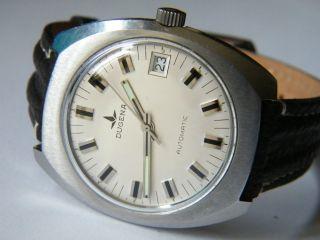 Vintage Dugena Automatic,  Serviciert,  Top Bild