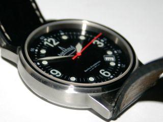 Askania Heinkel Urmbanduhr Watch. Bild