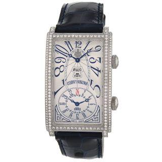 Armbanduhr Herren Cuervo Y Sobrinos Habana Prominente 1124.  1agg - Sp Diamant Auto Bild