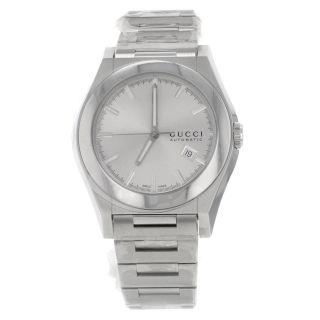 Gucci 115 Pantheon Ya115202 Edelstahl Stahl Automatische Herren ' S Watch Bild