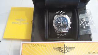 Breitling Chronomat Windrider Frecce Tricolori P.  A.  N.  Limitiert Bild