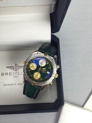 Breitling Chronomat Bild