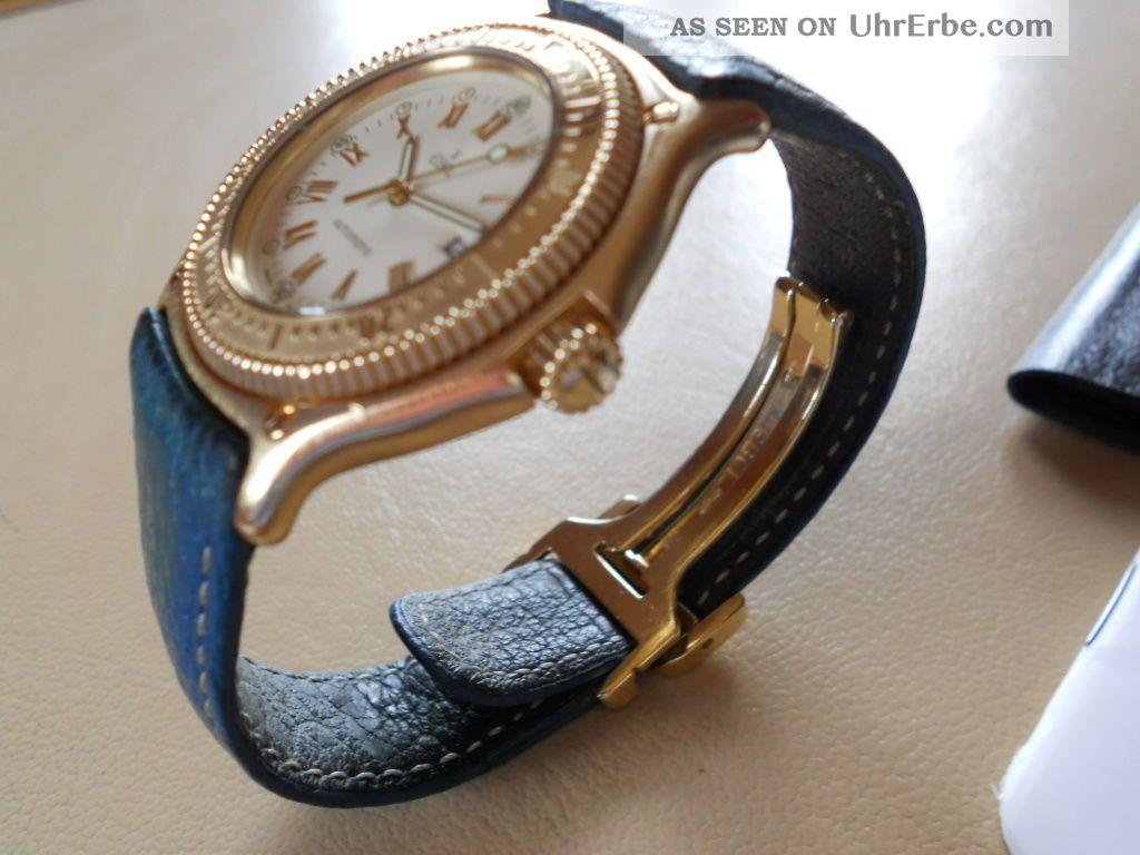 Ebel Discovery Hau Réf.  893913 18kt Gelbgold Armbanduhren Bild