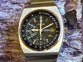 Omega Speedmaster 125 Chronometer Gut Erhalten Bild