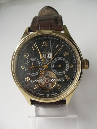 Breytenbach Bb4445 Armbanduhr Für Herren Bild