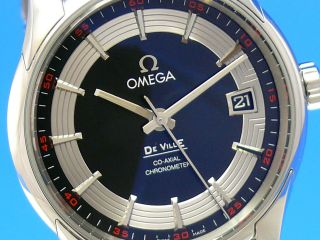 Omega De Ville Hour Vision Co - Axial 43130412101001 Lp.  5800€ Ankauf Von Uhren Bild