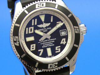 Breitling Superocean Ii A17364 Vom Uhrencenter Berlin Bild