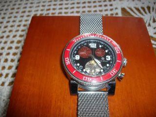 Automatic Armbanduhr Mit Kästchen Bild