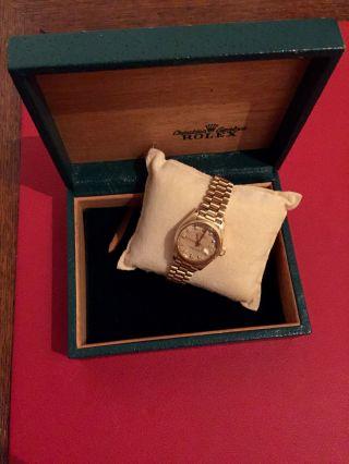 Rolex Oyster Perpetual Datejust Bild