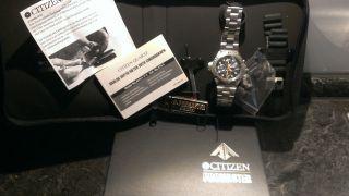 Citizen Promaster Ay500005m Armbanduhr Für Herren Bild