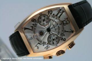 Franck Muller Mariner Chronograph 750 Rosegold Automatik Ref 7080 Cc Dt Rel Bild