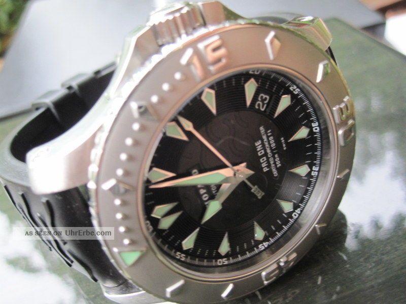 Chopard Luc Pro One Chronometer Ref.  16/8912,  Box Und Alle Papiere. Armbanduhren Bild